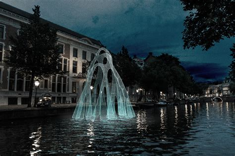 Bootje Lichten Amsterdam by Amsterdam Light Festival