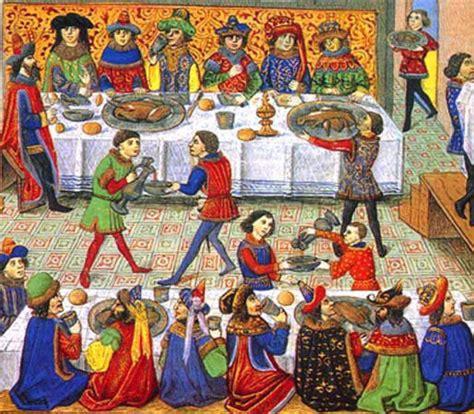 moyen age banquet la route des gourmets