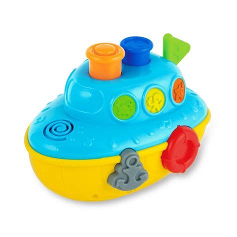 Toy Boat Png by Water Fun Musical Boat Winfun Toys Winfun