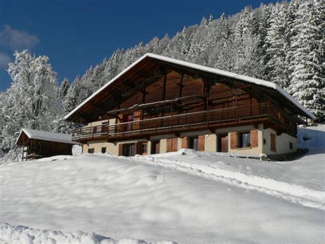 maison chalet 224 hauteluce beaufortain chalet de montagne lc1436