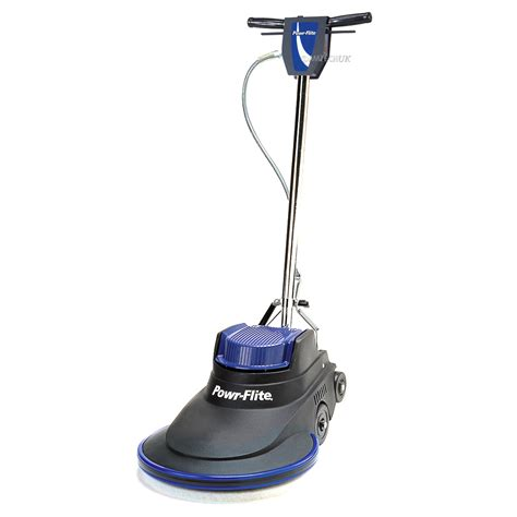 powr flite 20 quot m1600 floor burnisher and buffer free shipping amtech uk