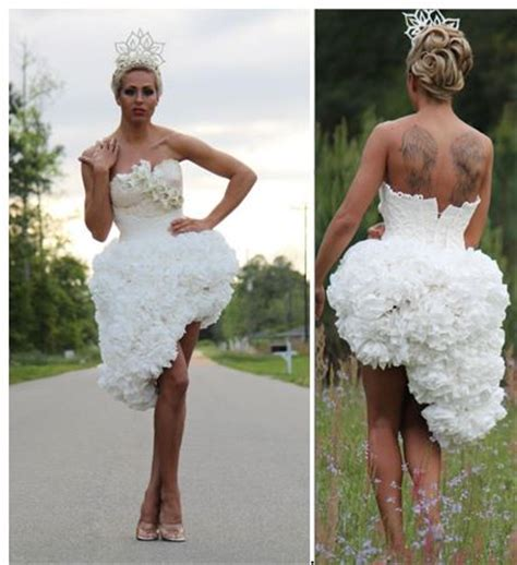 toilet paper wedding dress contest winners revealed photos huffpost