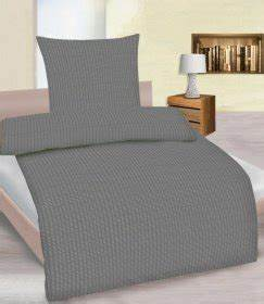 Graue Bettwäsche 135x200 : graue bettw sche z b grau uni ~ Markanthonyermac.com Haus und Dekorationen