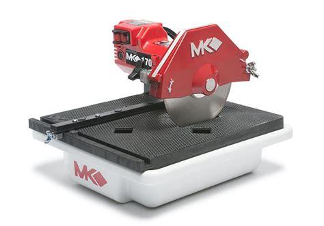 mk mk 170 tile saw