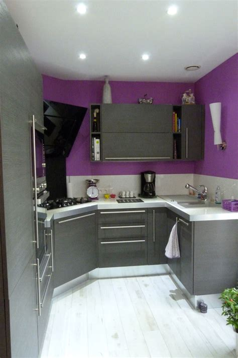 cuisine moderne grise et fushia cuisines r 233 f 233 rences cuisines r 233 f 233 rences agencement