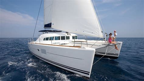 Catamaran Sailing Experience by Lagoon 410 Catamaran Sicily Sailing Experience