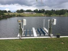 Boat Lift Distributors Houston Texas by Excell Boat Lifts Boat Houses Aluminum Lower Cradle