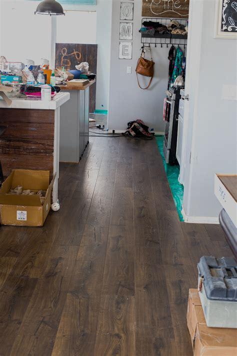 installing pergo flooring domestically speaking