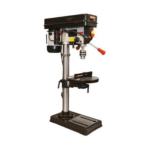 craftsman 12 quot drill press with laser and led light shop your way shopping earn