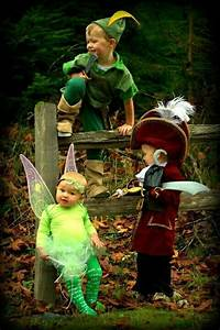 Peter Pan, Tink, and Captain Hook | Costumes | Pinterest ...