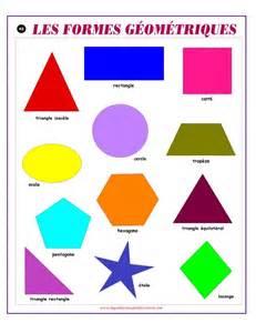 a l 233 chelle du monde produits affiche math 233 matique les formes g 233 om 233 triques les