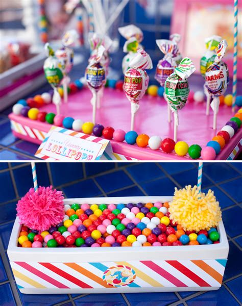 Carnival Theme Party Inspiration (diy Party Ideas