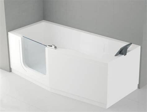Prisma Athene Badewanne Mit Einstieg Links 160x70(80cm