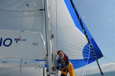 Catamaran Sailing Tuition by Training Catamarancatamaran Training Multihull Tuition Rya