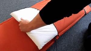 Kissen Mit Reißverschluss Nähen : gartenstuhlkissen mit rei verschluss youtube ~ Markanthonyermac.com Haus und Dekorationen