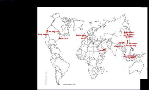 iddtmm9 les plus grands ports du monde