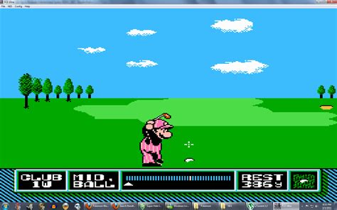 Mario Open Golf (japan) Rom