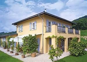 Fassadenfarben Am Haus Sehen : mediterranes haus ~ Markanthonyermac.com Haus und Dekorationen