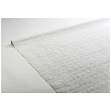 rouleau de nappe blanc en papier damass 233