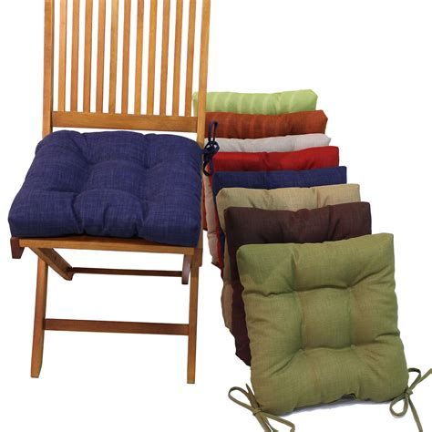 comfortable and designable outdoor chair cushions carehomedecor