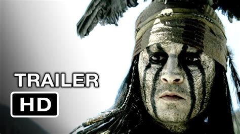 the lone ranger official trailer 2 2012 johnny depp hd