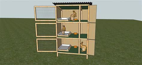 cage trio ext 233 rieur triplex