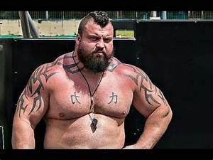 There's a new World's Strongest Man! - YouTube