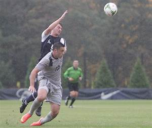 Men's Soccer | Hoyas Shoot Past Musketeers 1-0