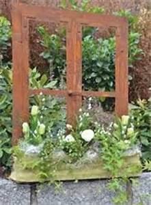 Deko Für Hauswand : dewoga deko fenster auf platte 33x45cm edelrost rost meta ~ Markanthonyermac.com Haus und Dekorationen