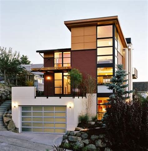 Modern Minimalist House  Home Trendy