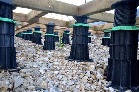 plot lambourde en pvc r 233 glable h 20 30 mm pour terrasse bois carra