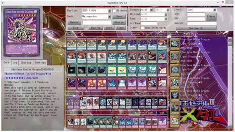 yu gi oh updated majespecter deck profile july 2015