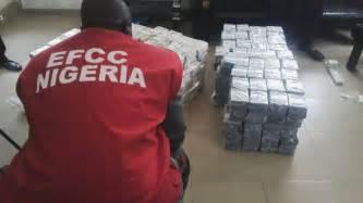 breaking efcc discover n400 million in an abandoned bureau de change in lagos