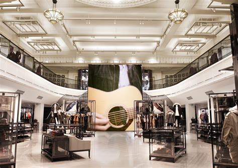 The Future Of Luxury The Future Of Luxury  Retail Store