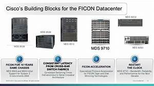 Evolution of Mainframe Datacenters to a 16G Infrastructure