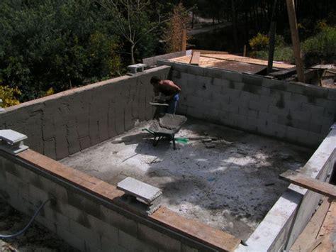 la construction de piscine 224 debordement guide de fabrication pour construire sa piscine b 233 ton