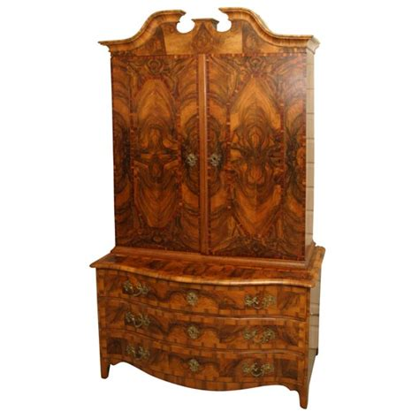Baroque 18th Century Bookcase For Sale At 1stdibs
