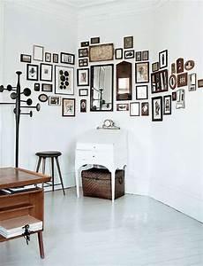 Wand Mit Fotos Dekorieren : sch ne ideen f r bilderw nde sweet home ~ Markanthonyermac.com Haus und Dekorationen