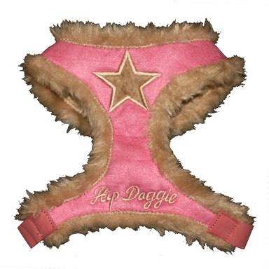 Zwemvest Voor Chihuahua by Hip Doggie Soft Faux Tuigje