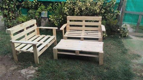 Diy Pallet Outdoor Seating Ideas