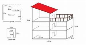 Haus Bauen Anleitung : puppenhaus selber bauen bauanleitung puppenhaus mit bauplan nowaday garden ~ Markanthonyermac.com Haus und Dekorationen