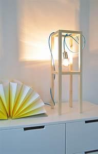 Deckenlampe Selber Machen : diy lampe tischleuchte selber machen ich designer ~ Markanthonyermac.com Haus und Dekorationen