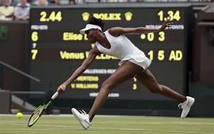 Venus Williams wins opening match at Wimbledon | Toronto Star