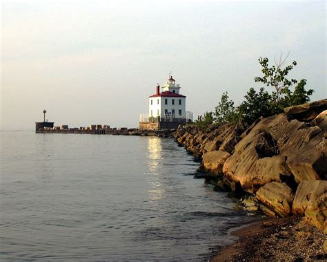 Public Boat Rs Near Marblehead Ohio by Lighthouses Of The Great Lakes Region Geauga News