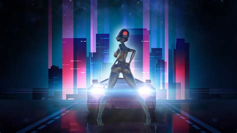 Neon Drive Ps4 Review  A Rhythmic Reminder Of The Awesome