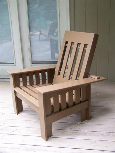 outdoor morris chair by mark72 lumberjocks