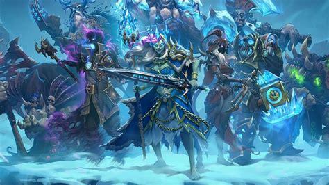 hearthstone druid deck frozen throne 28 images