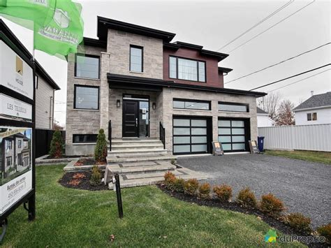 maison neuve 224 vendre duvernay 7310 avenue des tilleuls immobilier qu 233 bec duproprio 670799