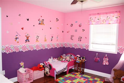 toddler minnie mouse bedroom kid s room toddlers mice and minnie mouse