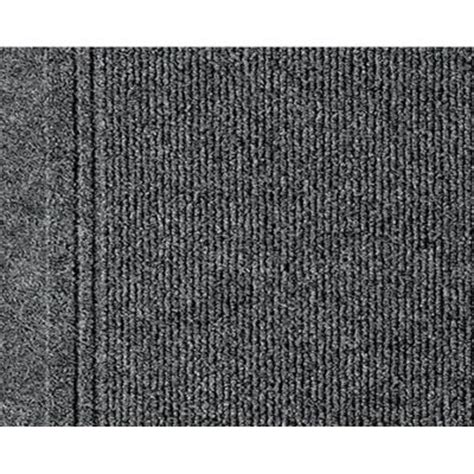 multy home tracker gray 26 in x 60 ft roll rug runner mt1000275eaus the home depot